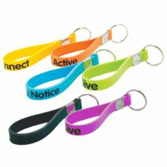 Buy Promotional Wristband Keychains at Wholesale Price