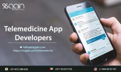 Hire Web & Telemedicine App Developers in UK  SISGAIN
