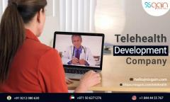 Searching for telehealth development company in UK