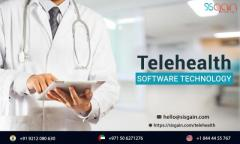 Advanced Custom Telehealth solutions in UK  SISGAIN
