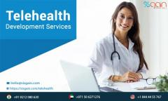 Get Best Telehealth development services in UK