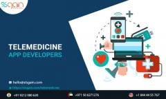Looking for Telemedicine App developers in UK