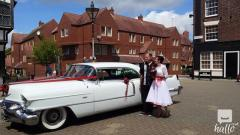 Hire Vintage, Modern Or Classic Wedding Car In S