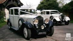 Hire Wedding Cars in Greater Manchester from Premier Ca
