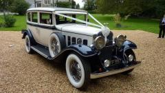 Hire Vintage,Modern or Classic Wedding Cars East Sussex