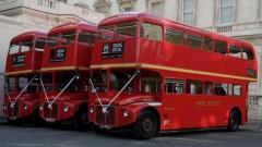 Classic and Vintage Wedding Bus Hire in London