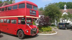 Hire Vintage Bus For Weddings & Special Events