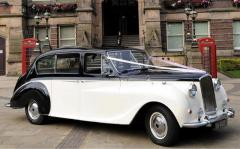 Hire In Luxury Wedding Cars In London