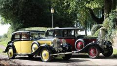 Hire Vintage & Modern Wedding Cars In Gloucestershire