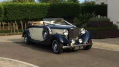 Hire Wedding Transport & Cars From Premier Carriage