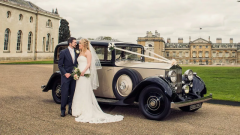 Rent A Wedding Car In Kent From Premier Carriage