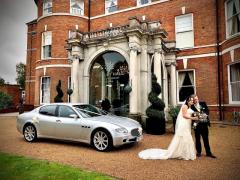Hire Luxury Wedding Cars In Essex From Premier C