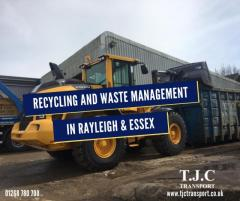 Recycling services in Essex