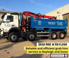 Grab Hire in Rayleigh and Essex
