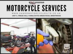 Motorcycle Repair & Servicing Experts S&D Motorcycles