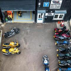 Motorcycle Service, repair and accessories in Brentwood