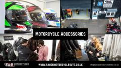 Motorcycle accessories, jackets, helmets in Essex