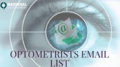 Updated Optometrist Email List to Generate Leads