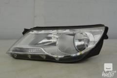 2008-2011 VW TIGUAN LEFT HALOGEN HEADLIGHT PN 5N29410