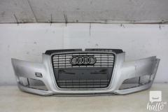 2008-2012 AUDI A3 FRONT BUMPER WITH GRILL PN 8P080743