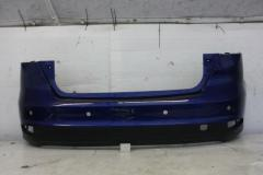 2014-2018 FORD FOCUS REAR BUMPER WITH DIFFUSER