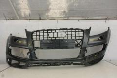 2010-2015 Audi Q7 S Line Front Bumper Pn 4L08074