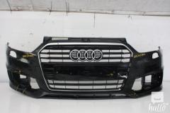 AUDI A1 S1 S LINE FRONT BUMPER WITH GRILL 2015-ON 8XA80