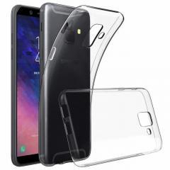Transparent Ultra Slim Gel Back Case Cover
