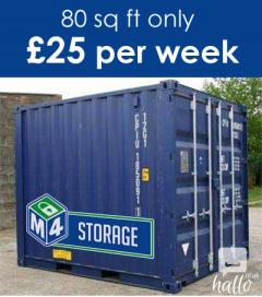 M4 Self Store - Storage Facilities