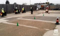Cbt Training Wembley Park - Alpha Motocycle