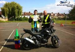 A1 Licence - Alpha Motorcycle Training
