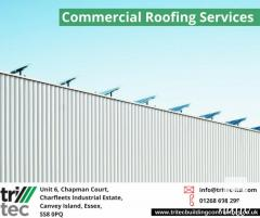 Commercial Roofing and Cladding Contractors in Essex