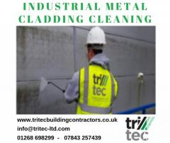 Best Industrial Metal Cladding - Cladding Cleaning