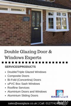 Double Glazing Experts in Billericay