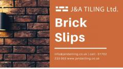 Brick Slips services in Rawreth