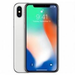 Brand New Apple iPhone X - 64GB LTE Silver UNLOCKED yy