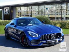Used Mercedes Benz GT Class at Sandown Group