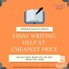 Cheapest Essay Writing Service With Seasonal Dis