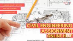 Civil Engineering Assignment Help Online  Premium