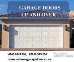 Garage Doors Up and Over