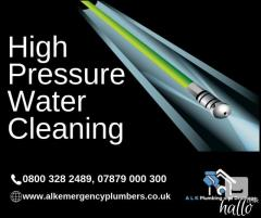 Save 10Percent on Complete High Pressure Water Cleaning