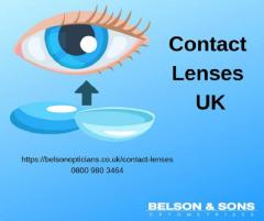 Get 20 Percent Off on Your First Order Contact Lenses