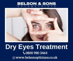 Specialized Dry Eyes Treatment in Basildon