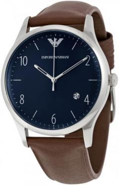 Mens Armani Slim Watches   Designer Posh Watches