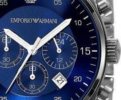 Emporio Armani Chronograph Mens Watch AR5860
