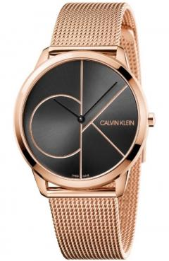Rose Gold Stainless SteelCalvin Klein Watches