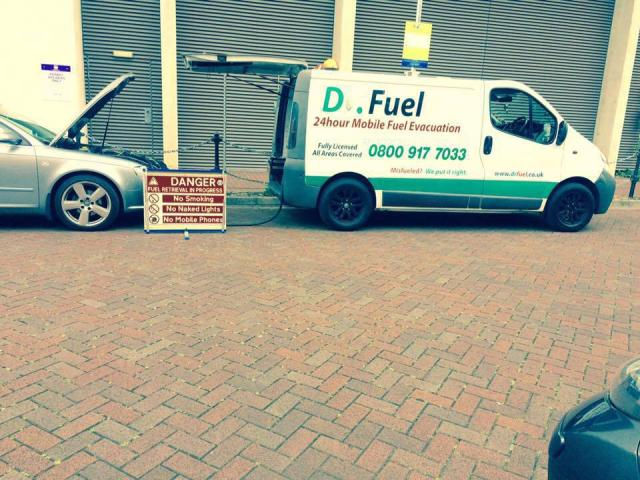 Wrong Fuel Recovery Birmingham 5 Image