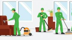 The Best Contract Cleaning Services Provider