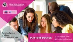 Masters Degree UK